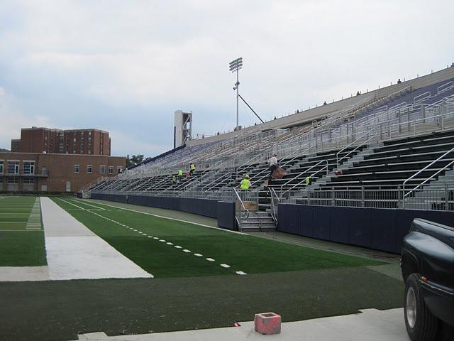Football Stadium Jmu Football Stadium