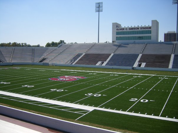 South Carolina State Bulldogs | Oliver C. Dawson Stadium ...