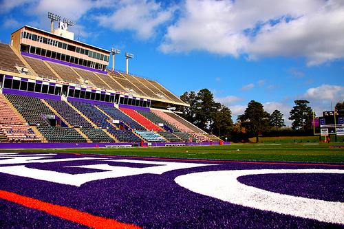 northwestern state demons harry turpin stadium